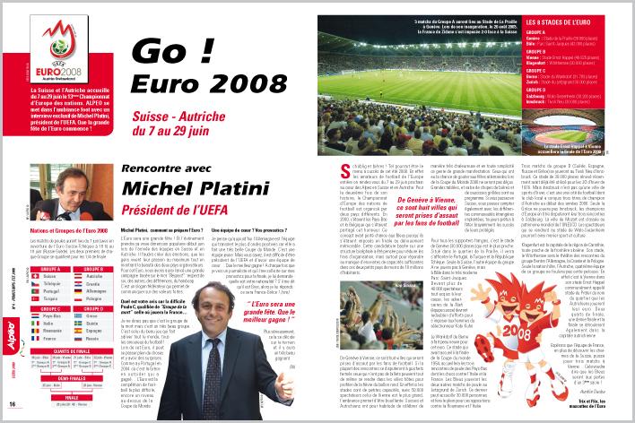 ALPEO 4 Euro 2008