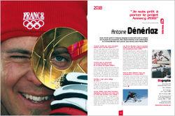 2018 Antoine Deneriaz