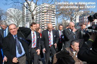 Paris CNOSF 1G
