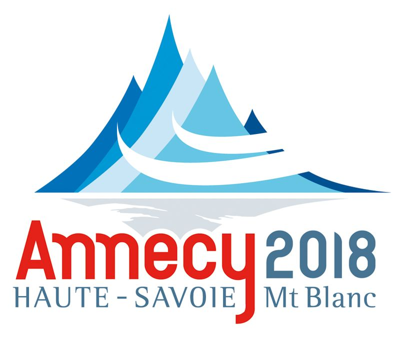 Logo Annecy 2018