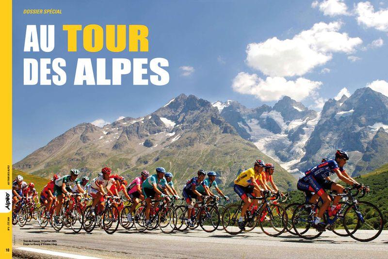 ALPEO N6 Au Tour des Alpes
