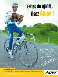 Affiche ALPEO Jerome Coppel