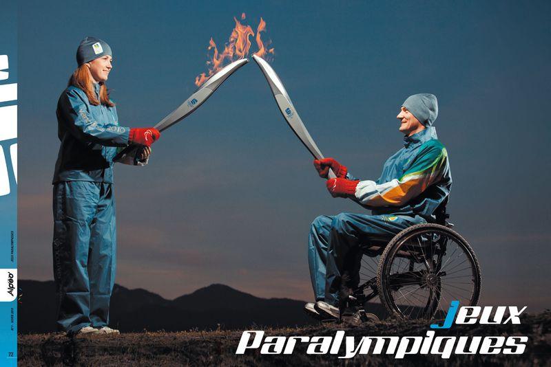ALPEO 7 Jeux Paralympiques 2010