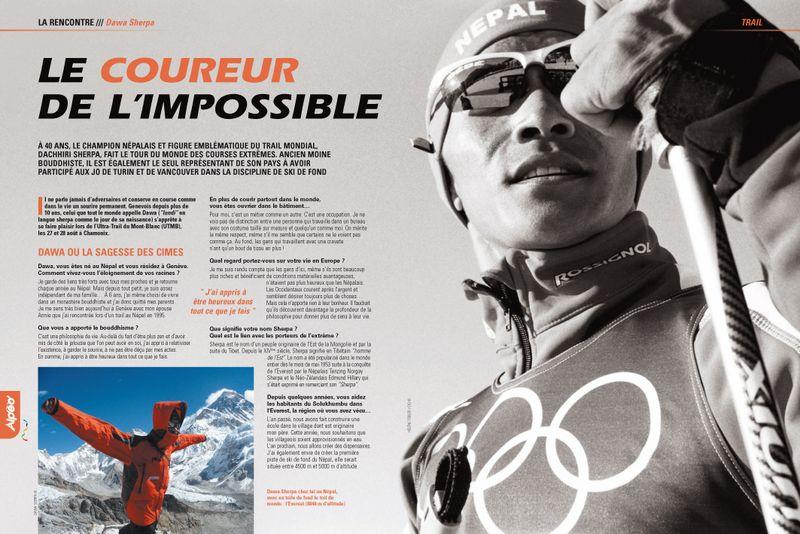ALPEO 9 Dawa Sherpa