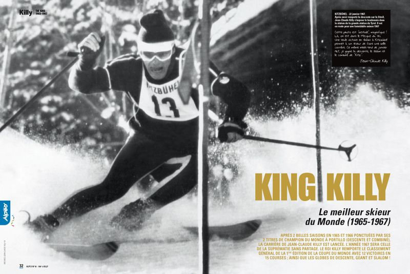 King Killy 1965 1967