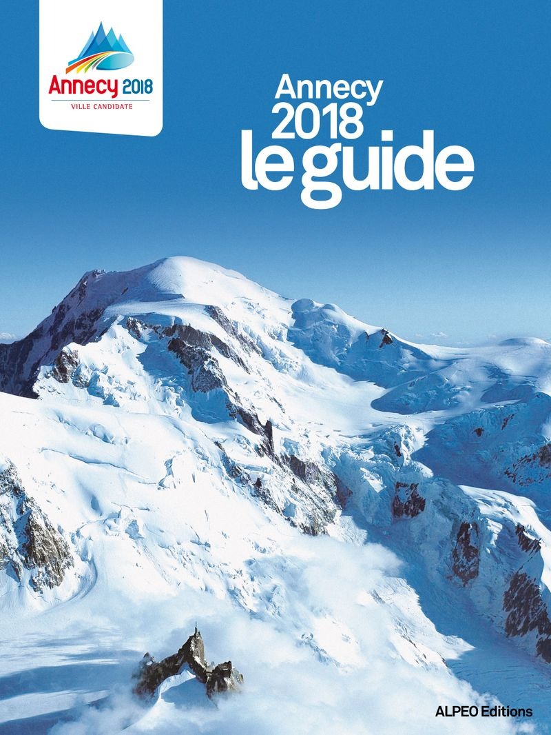ALPEO 11 Guide officiel Annecy 2018 9x12