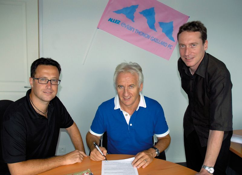 Signature contrat ETG ALPEO