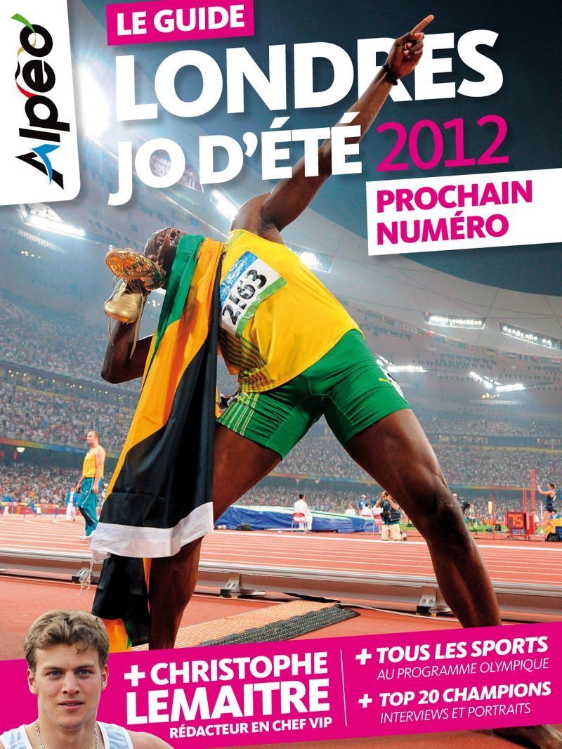 ALPEO N13 Guide JO Londres 2012