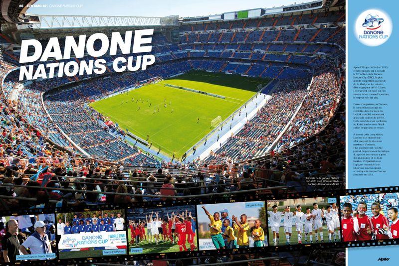ETG MAG 2 Zidane Danone Nations Cup