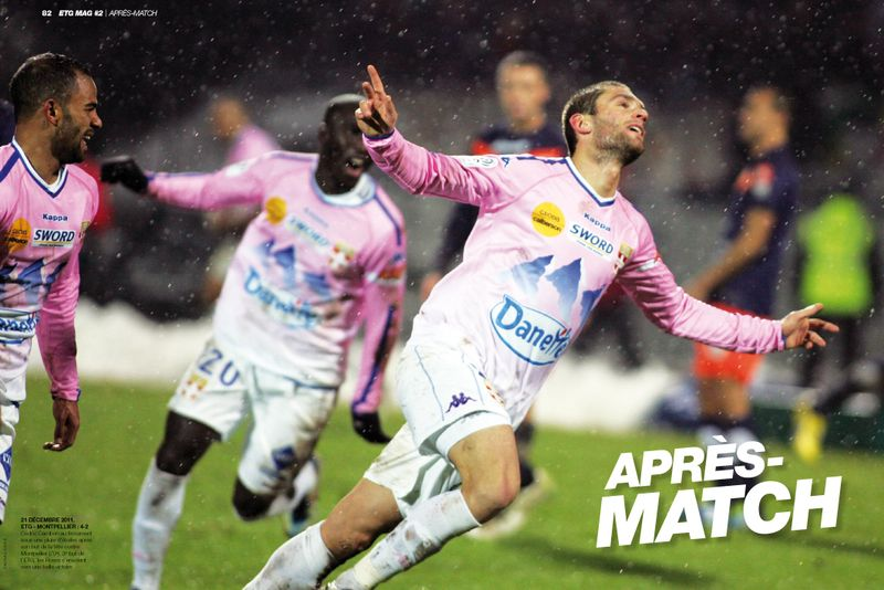 ETG MAG 2 Zidane Apres match