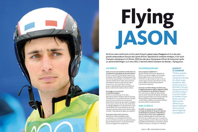 ALPEO N12 GSH 2012 Flying Jason