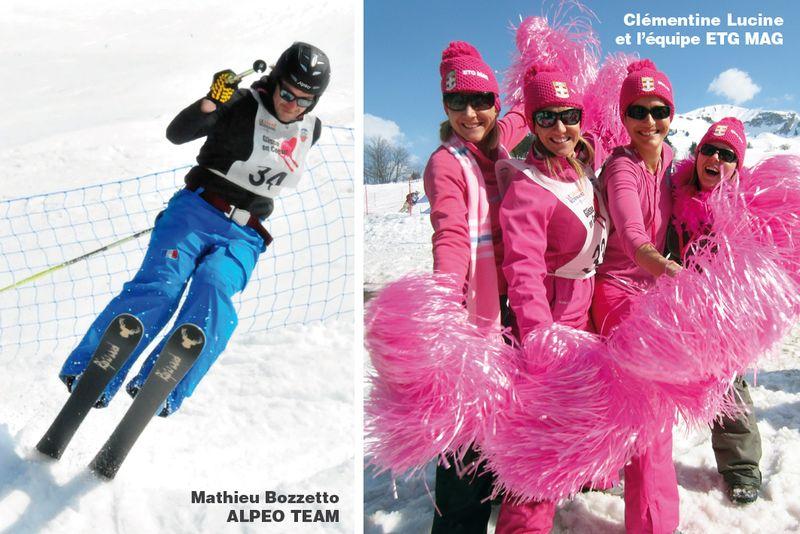 ALPEO Mathieu Bozzetto GEC 2012 et ETG MAG