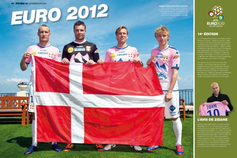 ETG MAG 3 Euro 2012