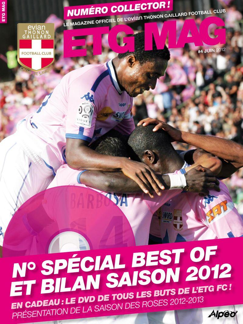 ETG MAG 4 Best Of et Bilan saison 2012
