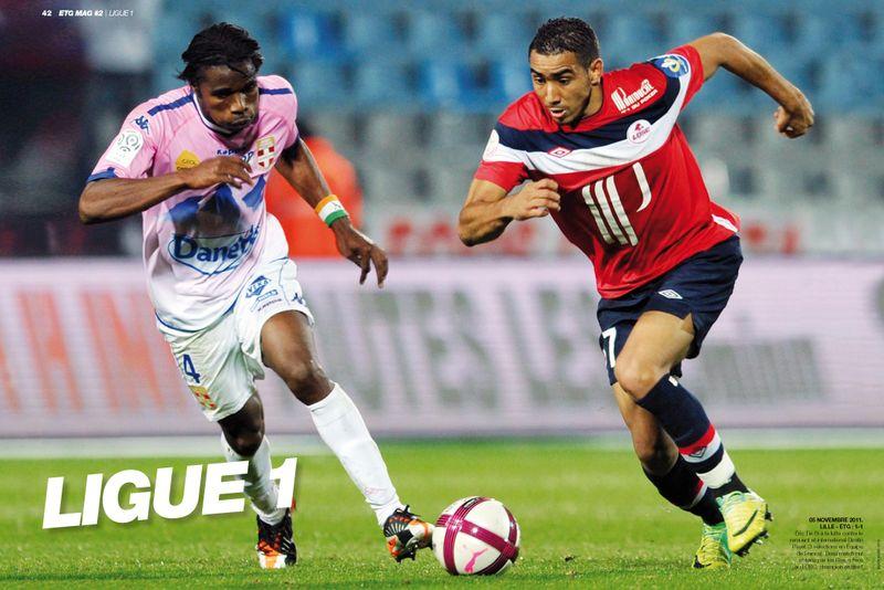 ETG MAG 2 Zidane Ligue 1