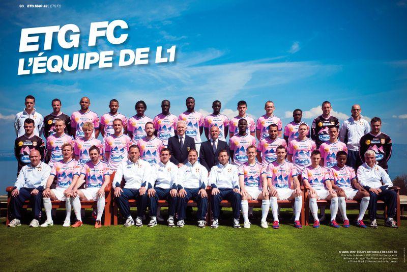 ETG MAG 3 ETG FC
