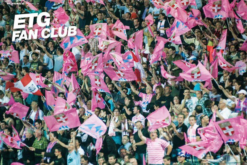 ETG MAG Fan Club