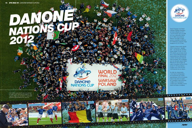 ETG MAG N5 Danone Nations Cup 2012