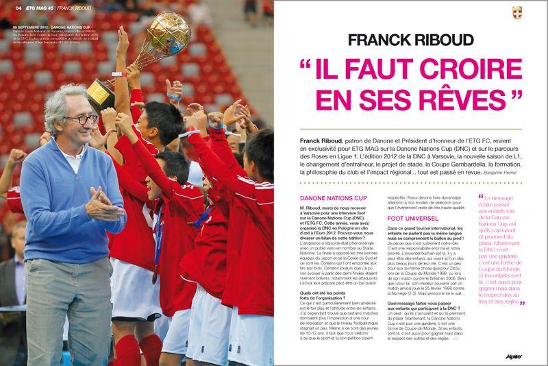ETG MAG N5 Franck Riboud
