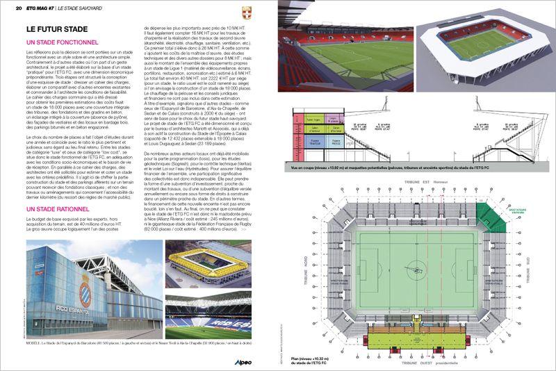ETG MAG N7 Stade Dossier 2