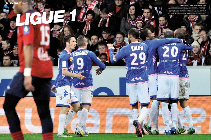 ETG MAG N7 ETG FC et Ligue 1