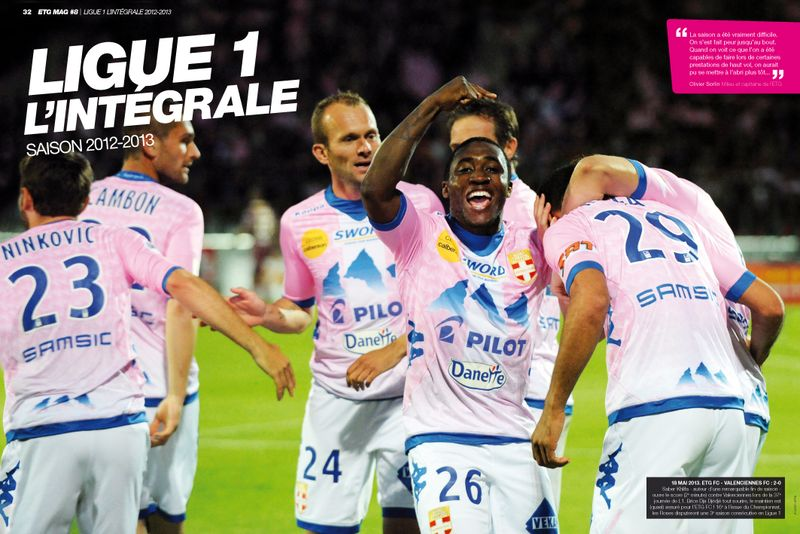 ETG MAG 8 Ligue 1