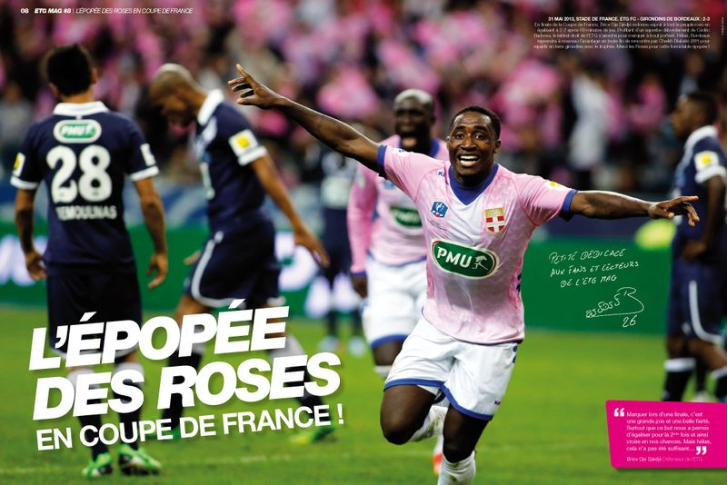 ETG MAG 8 Coupe de France Epopee