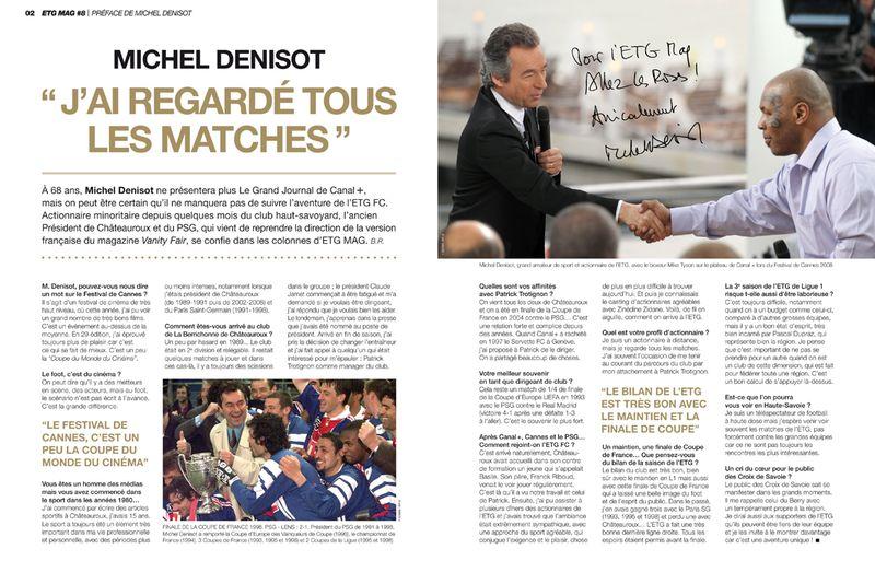 ETG MAG 8 Michel Denisot