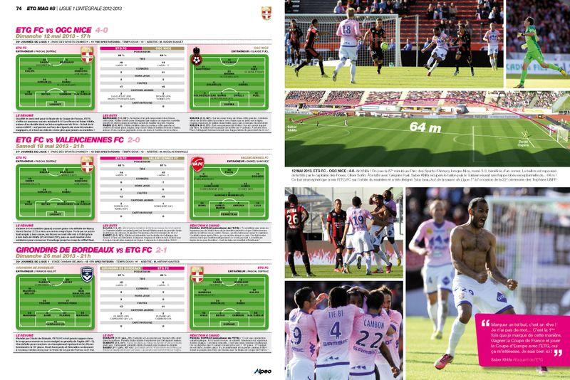 ETG MAG 8 Ligue 1 but Khlifa