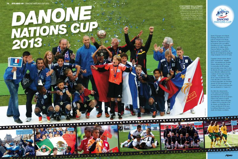 ETG MAG 9 ALPEO Danone Nations Cup 2013
