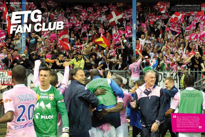 ETG MAG 12 ALPEO Fan Club