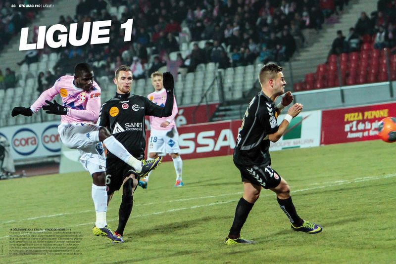 ETG MAG 10 ALPEO Ligue 1