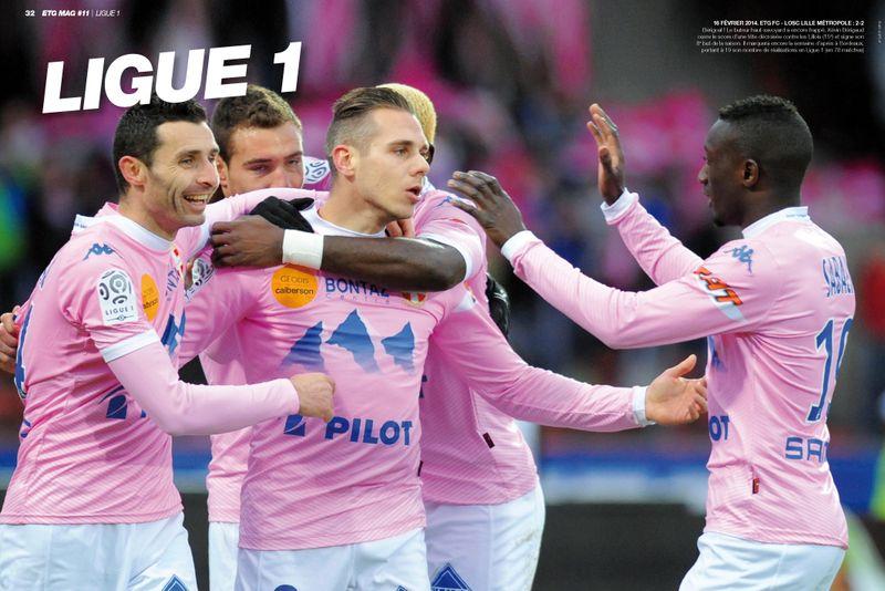 ETG MAG 11 ALPEO Ligue 1