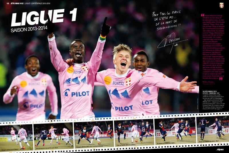 ETG MAG 12 ALPEO Ligue 1