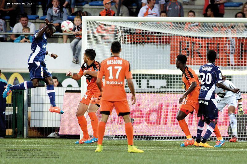 ETG MAG 13 ALPEO Ligue 1 but Kone