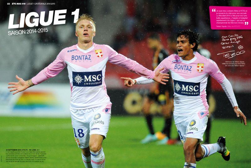 ETG MAG 16 Ligue 1 ALPEO