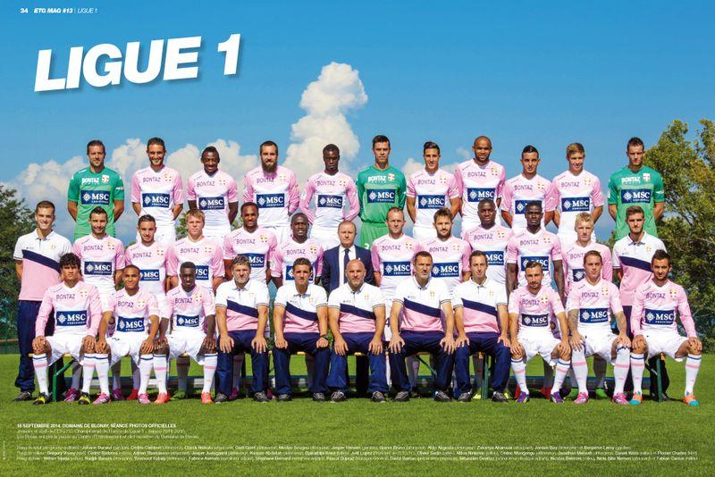 ETG MAG 13 ALPEO Ligue 1