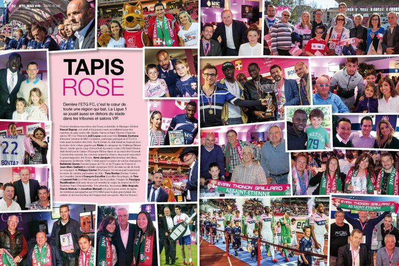 ETG MAG 16 Tapis Rose ALPEO