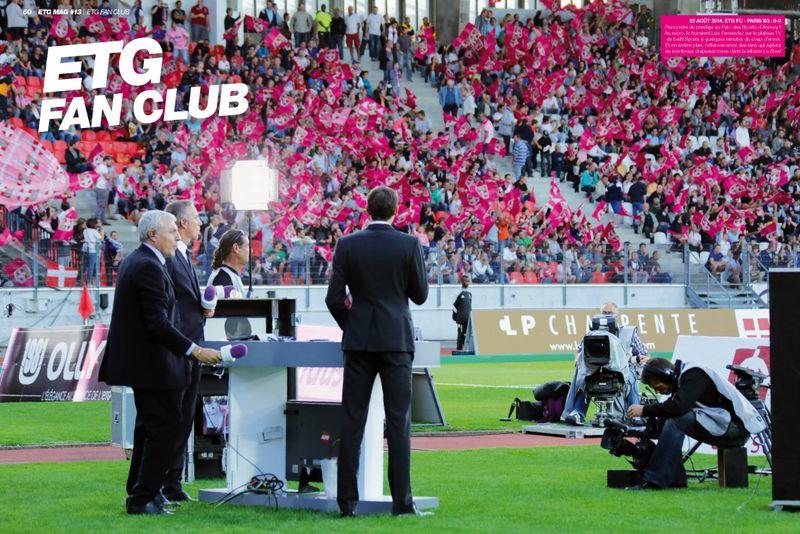 ETG MAG 13 ALPEO Fan Club