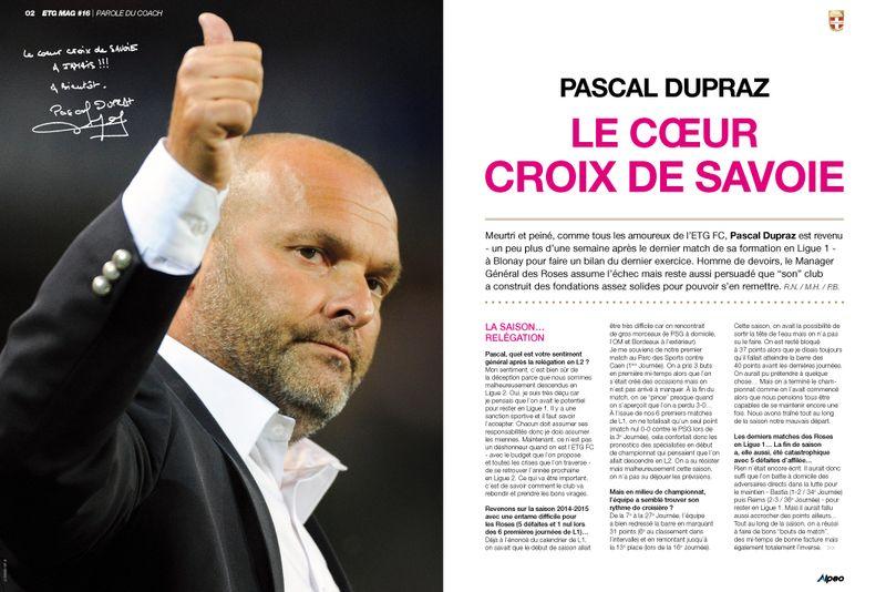 ETG MAG 16 Interview Pascal Dupraz1 ALPEO